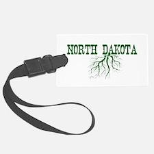 North Dakota Roots Luggage Tag