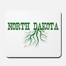 North Dakota Roots Mousepad