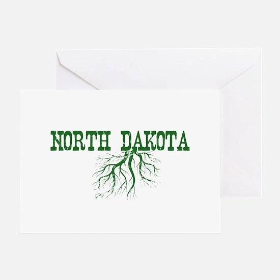 North Dakota Roots Greeting Card