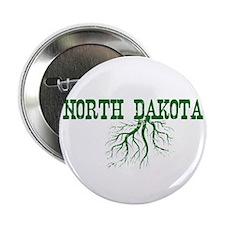 "North Dakota Roots 2.25"" Button"