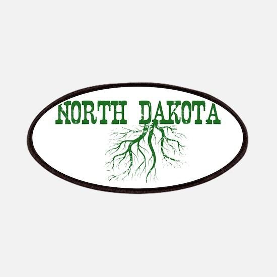 North Dakota Roots Patches