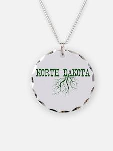 North Dakota Roots Necklace