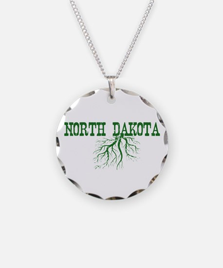 North Dakota Roots Necklace