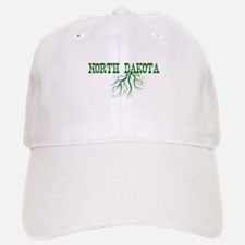 North Dakota Roots Baseball Baseball Cap