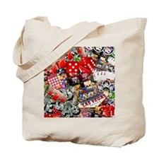 Funny Las vegas Tote Bag