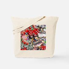 Unique Craps Tote Bag