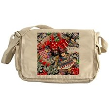Cute Las vegas Messenger Bag