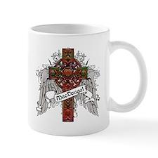 MacDougal Tartan Cross Mug