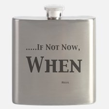 If Not Now When Flask