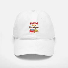 Yorkipoo Dog Lover Baseball Baseball Cap