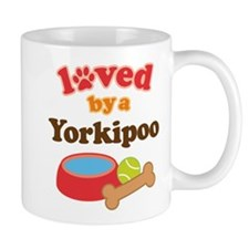 Yorkipoo Dog Lover Mug