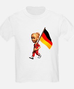 Germany Girl T-Shirt
