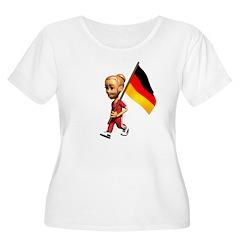 Germany Girl T-Shirt