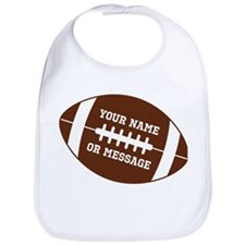 YOUR NAME Football Bib
