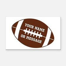 Sports Car Magnets Personalized Sports Magnetic Signs For Cars - Custom football car magnets