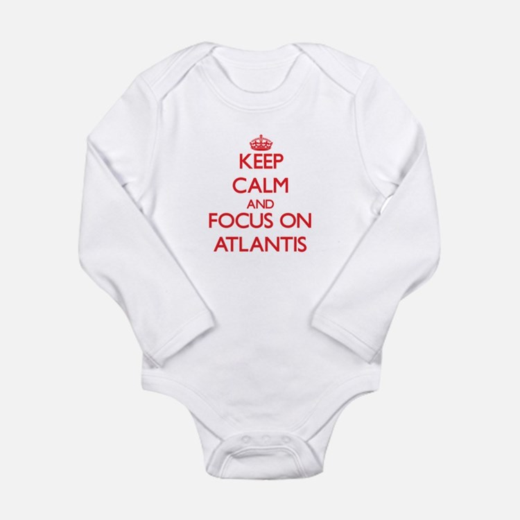 Keep Calm and focus on Atlantis Body Suit
