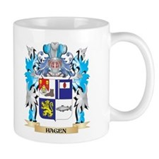 Hagen Coat of Arms - Family Crest Mugs