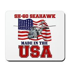 SH-60 SeaHawk Mousepad
