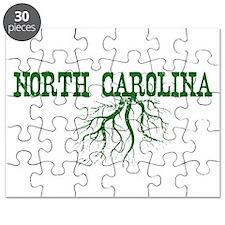 North Carolina Roots Puzzle
