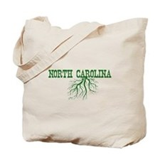 North Carolina Roots Tote Bag