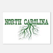 North Carolina Roots Postcards (Package of 8)