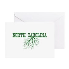 North Carolina Roots Greeting Card
