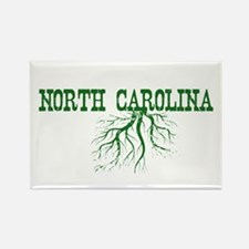 North Carolina Roots Rectangle Magnet