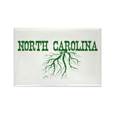North Carolina Roots Rectangle Magnet (10 pack)