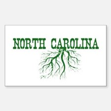 North Carolina Roots Decal