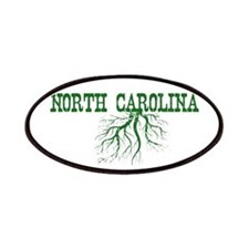 North Carolina Roots Patches