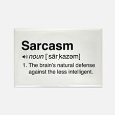 Sarcasm Definition Magnets