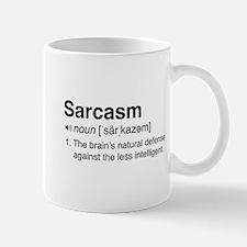 Sarcasm Definition Mugs