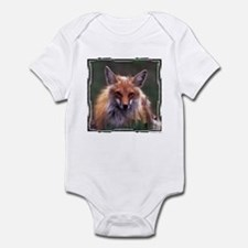 Red Fox Infant Bodysuit
