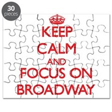 Cute Broadway musical Puzzle
