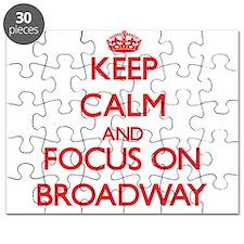 Cute Broadway musicals Puzzle