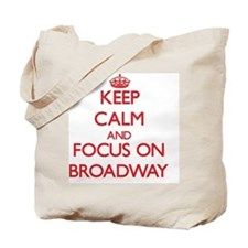 Unique Broadway show Tote Bag