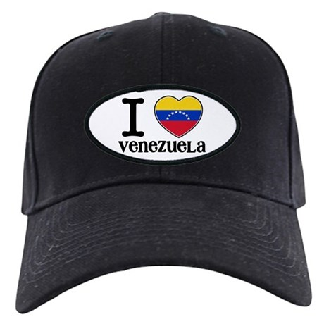 I love Venezuela Black Cap