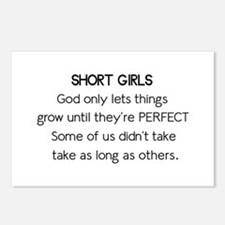 Short Girls God Only Lets Things Grow Until They'r