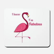 Im Fabulous Mousepad