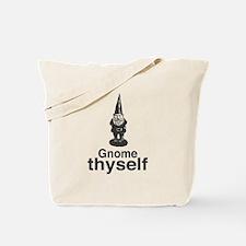 Gnome Thyself Tote Bag