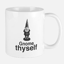 Gnome Thyself Mugs