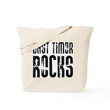 East Timor Rocks Tote Bag
