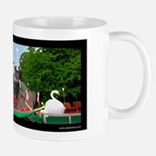 Public Garden (Watercolor) - Mug
