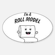Im A Roll Model Decal