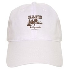 Hide & Seek Champion Sasquatch Baseball Baseball Cap
