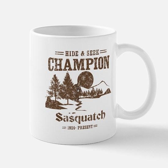 Hide & Seek Champion Sasquatch Mugs