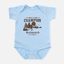 Hide & Seek Champion Sasquatch Body Suit