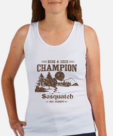 Hide & Seek Champion Sasquatch Tank Top