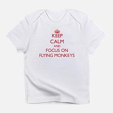 Cute Flying monkeys Infant T-Shirt