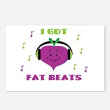 Funny Beet Postcards (Package of 8)